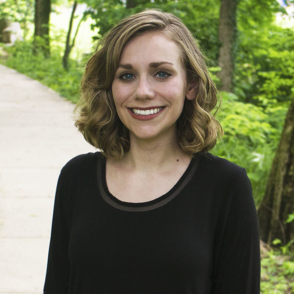 Chelsie Walter  Creative Director — Chelsie is a Cincinnati-based graphic designer with a passion for photography, a love for people, and an obsession with all things Harry Potter. She lives with her husband Cody, and two happy sugar gliders, Luna and Lulu.
