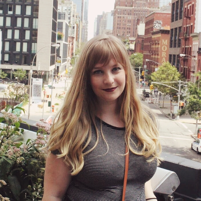 Kelsey Johnson  Writer — Kelsey is a Cincinnati transplant quickly falling in love with everything about the Queen City. She's a magazine editor, cat mom, concertgoer, and bookworm with a passion for tacos and feminism.