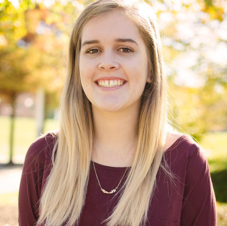 Ellen Huggins  Head Editorial Resident  —  Ellen is an opinionated morning person and a senior at UC studying political science. Originally from Columbus, she loves exploring Cincinnati, making playlists on Spotify, and cooking vegetarian-friendly dinners.