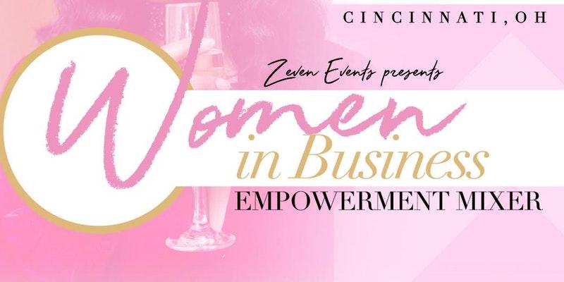 Image result for women in business empowerment mixer cincinnati