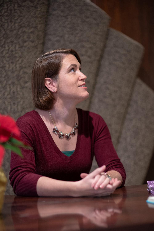 Lauren Beatty at Palm Court