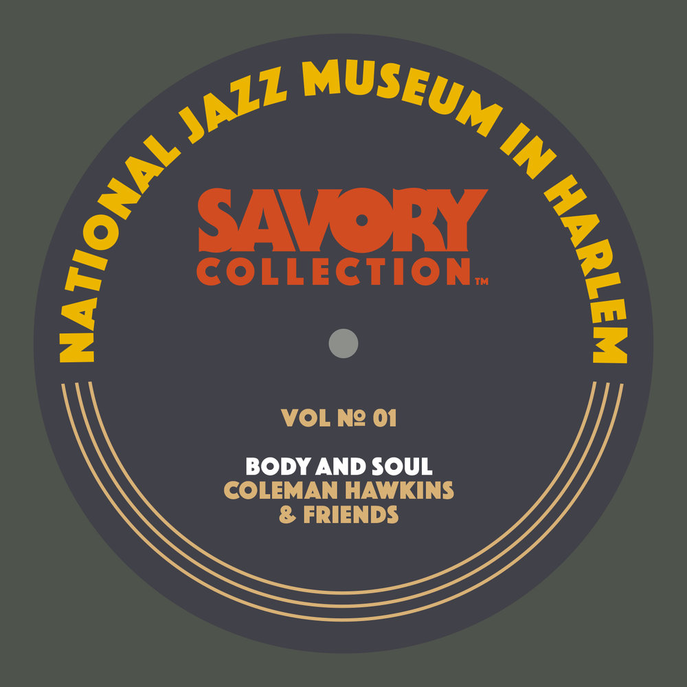 Savory Collection Vol. 1 Cover, National Jazz Museum in Harlem
