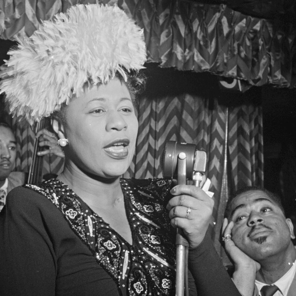 Ella Fitzgerald, Savory Collection, National Jazz Museum in Harlem