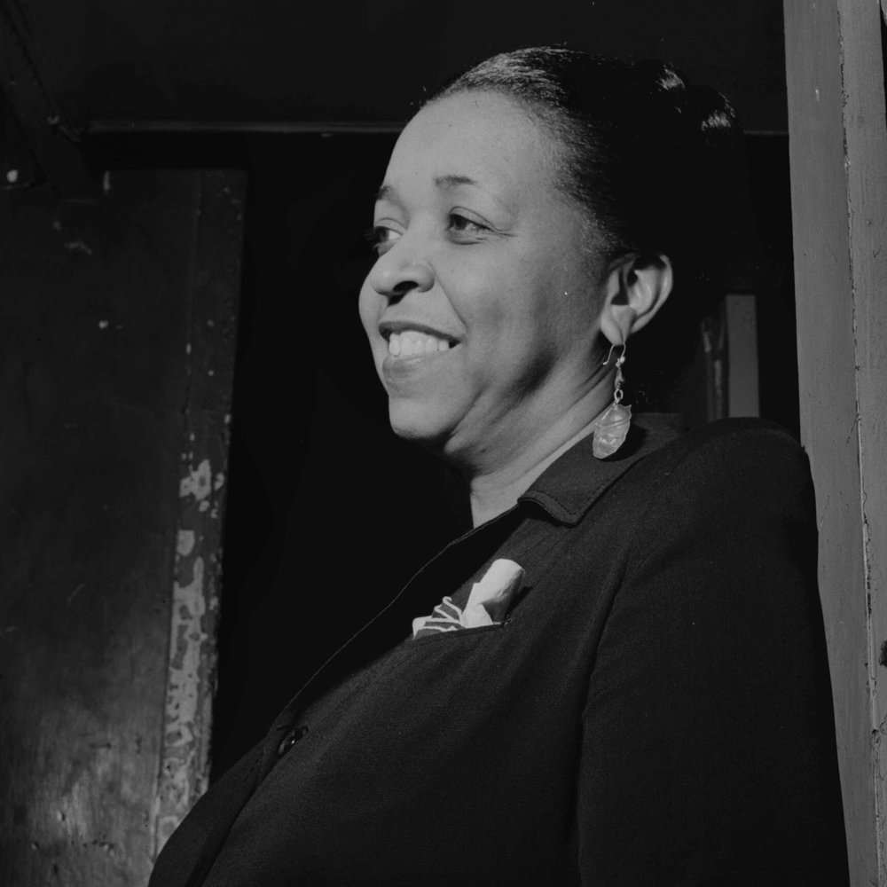 Ethel Waters, Savory Collection, National Jazz Museum in Harlem
