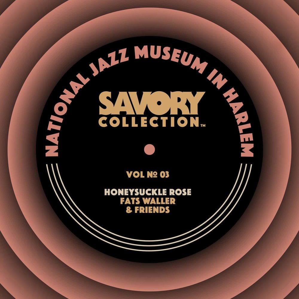 Savory Collection Vol 3 Cover, National Jazz Museum in Harlem