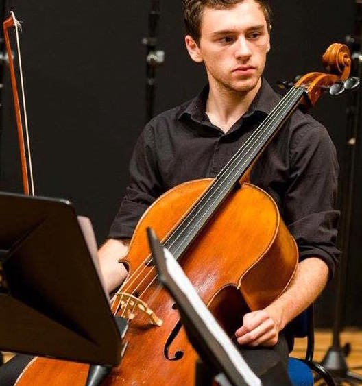 Chapter II - James McAulay - Entrepreneur - Cellist - Connector     @thejamesmcaulayJames McAulay is the Co-Founder & CEO of Encore, the largest online musicians network in the UK. James studied Computer Science at Cambridge and ran two small businesses in parallel with his studies before graduating and founding Encore at the age of 20. His mission is to create a fairer and more transparent music industry for musicians everywhere.