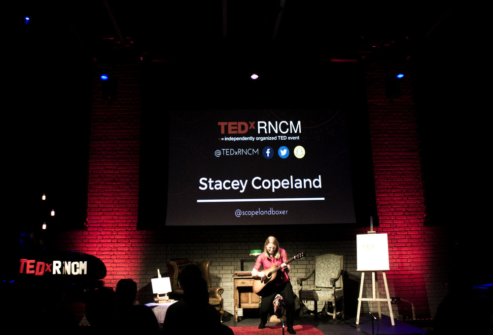 Chapter I - Stacey Copeland