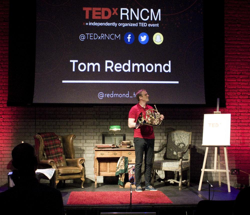 Chapter IV - Tom Redmond