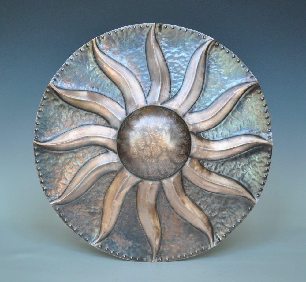 """Sun Antique Patina 16"""""""