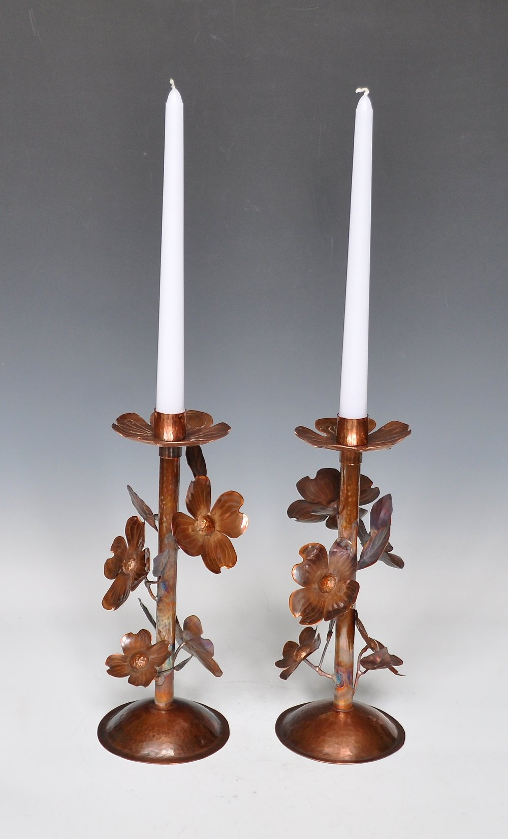 Dogwood Candlesticks