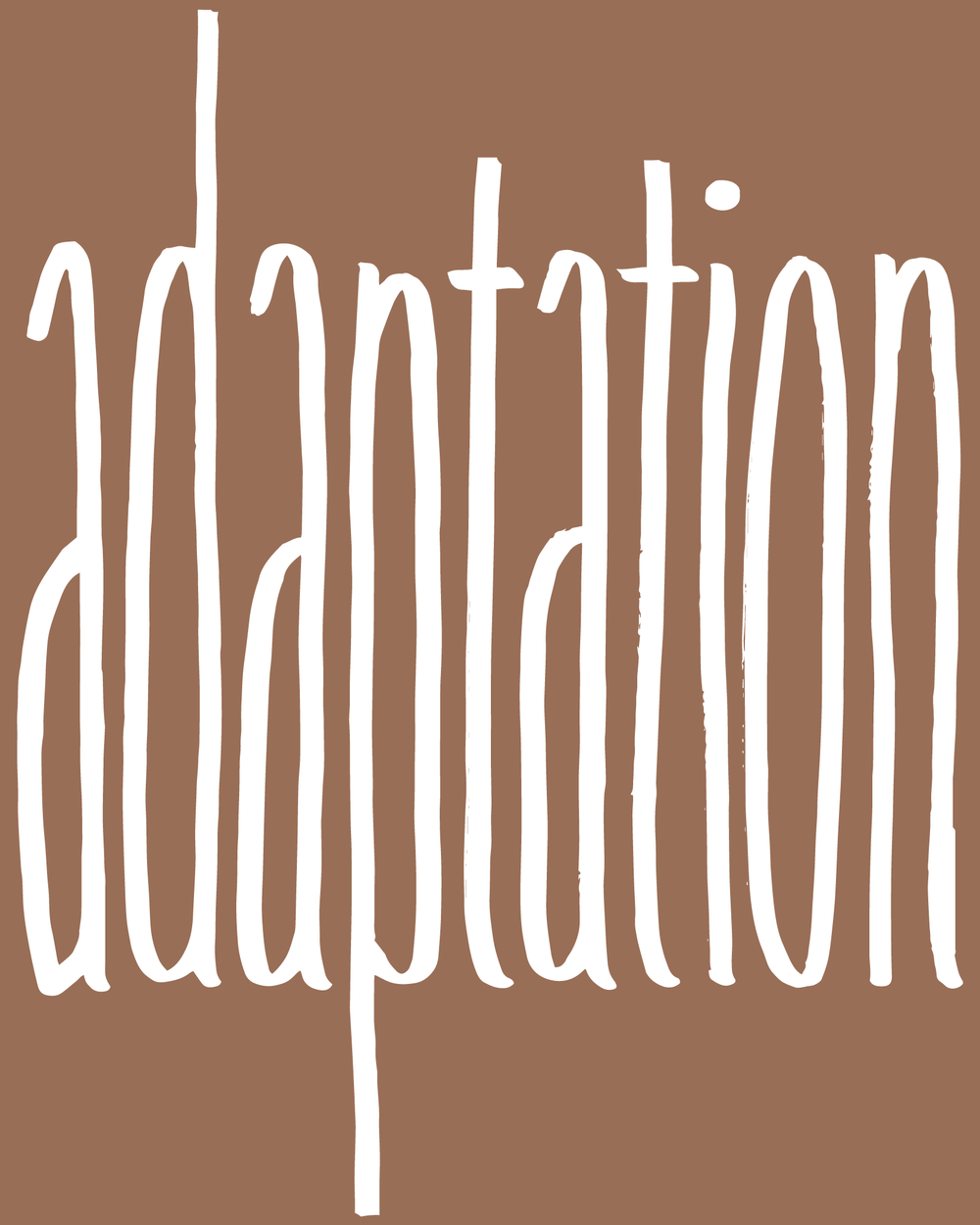 We are currently accepting submissions for our Spring 2019 issue on the theme of adaptation. The deadline for submissions is February 24th. Click here for more details. -