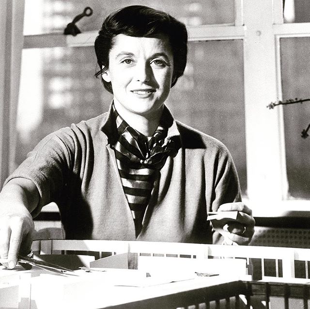 Remembering Florence Knoll Bassett, an American icon