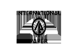 International Paper logo - Clientes KOT Engenharia