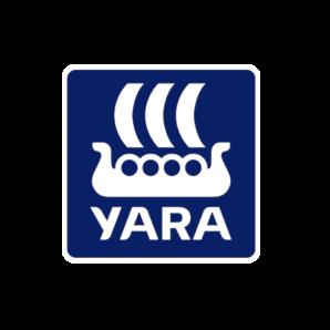 YARA Fertilizantes logo - Clientes KOT Engenharia