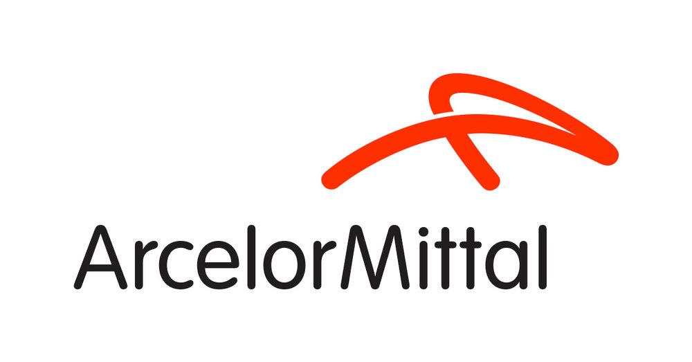 ArcelorMittal logo - Clientes KOT Engenharia