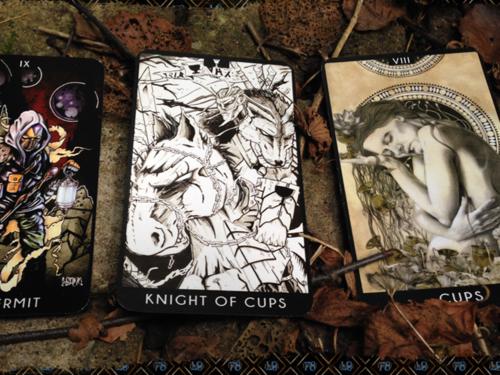 Tarot cards dating