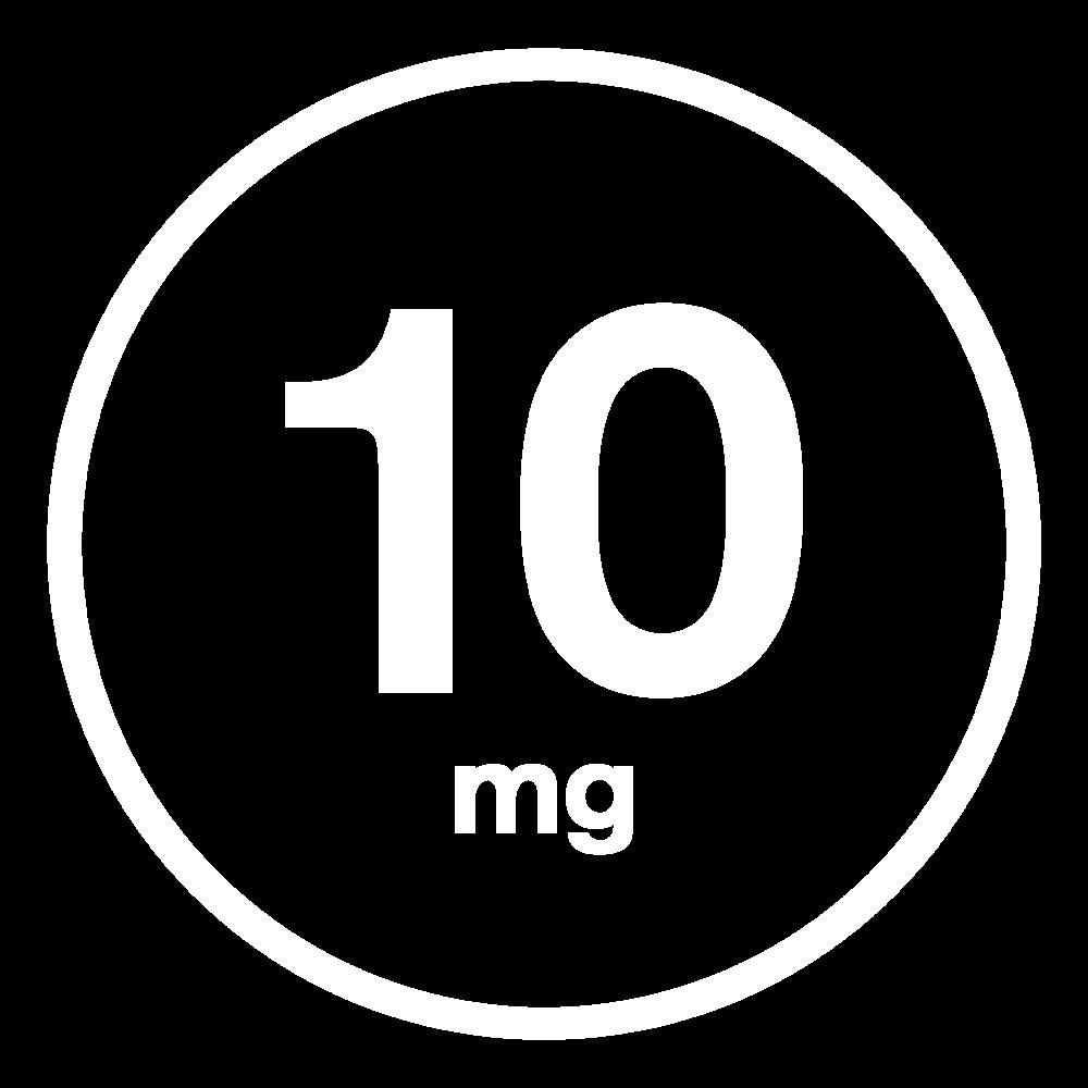 SPOT 10mg THC