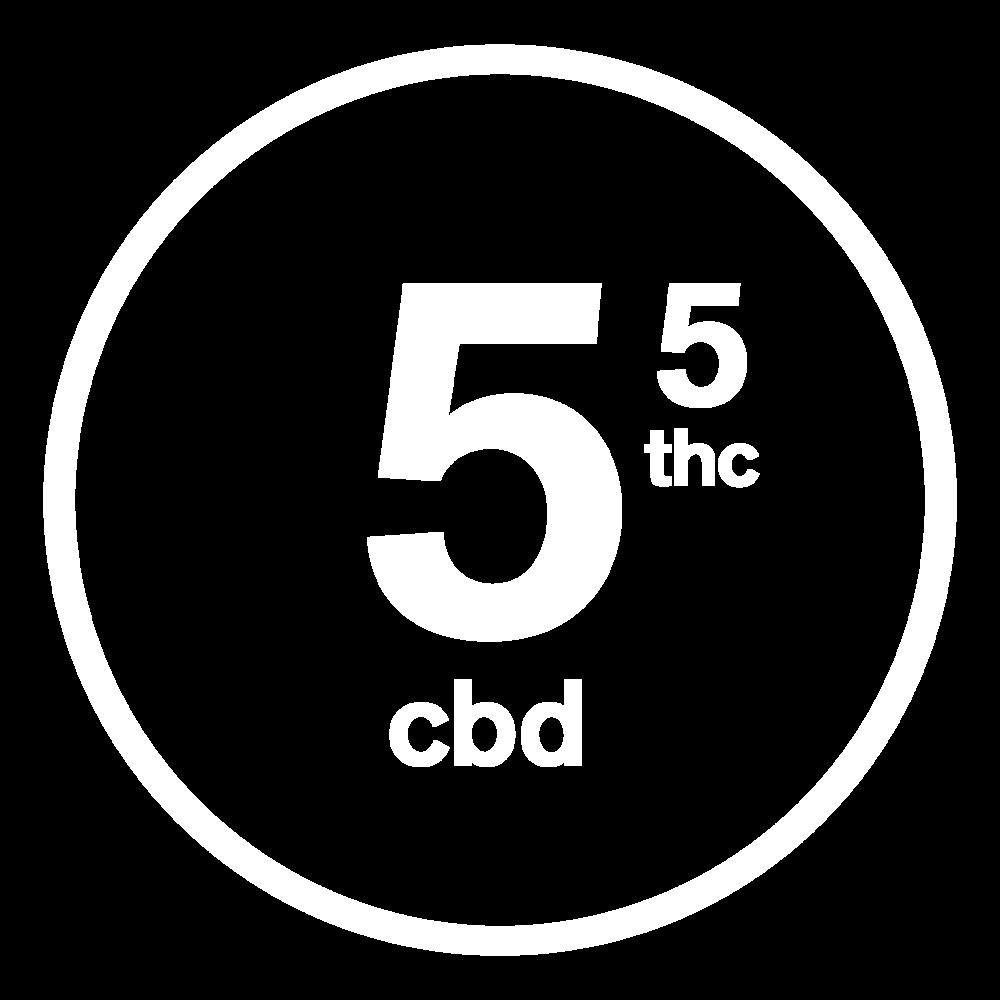 SPOT 5mg CBD/ 5mg THC