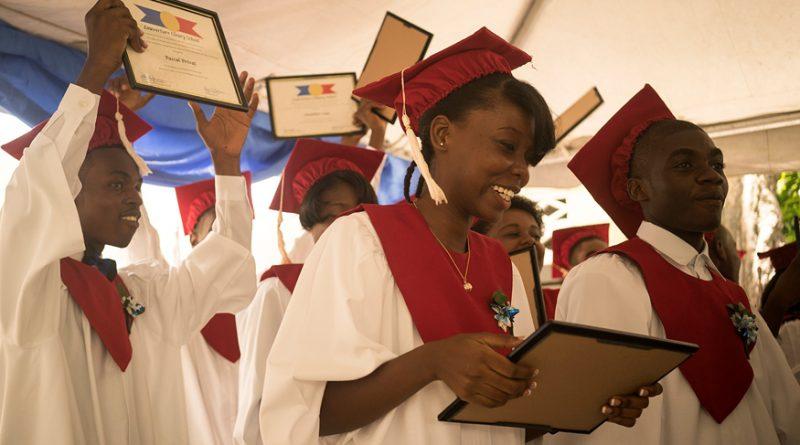 """Iowans involved in effort to establish tuition-free Catholic schools in Haiti"" -  The Witness,  November 2018"