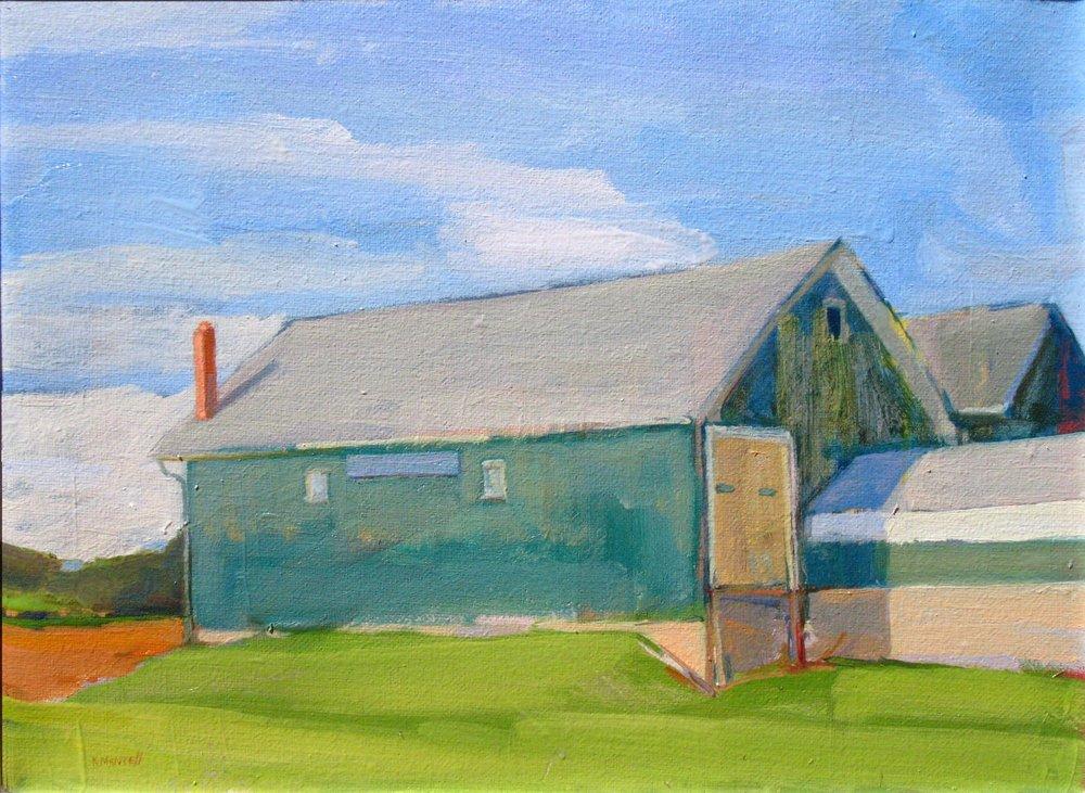 9x12 07 27 12 green barn.jpg