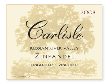 "Russian River Valley ""Lingenfelder Vineyard"" Zinfandel"