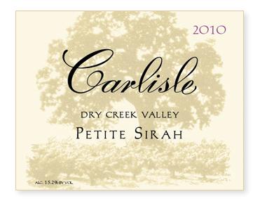 Dry Creek Valley Petite Sirah