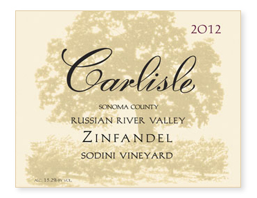 "Russian River Valley ""Sodini Vineyard"" Zinfandel"