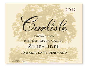 "Russian River Valley ""Limerick Lane Vineyard"" Zinfandel"