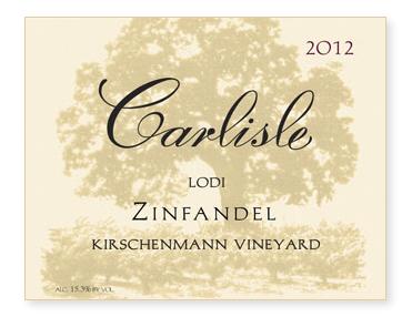 "Lodi ""Kirschenmann Vineyard"" Zinfandel"