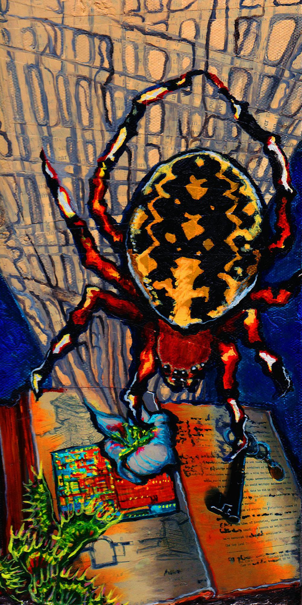 emclaughlin_Marbled Orb Weaver Painting.jpg