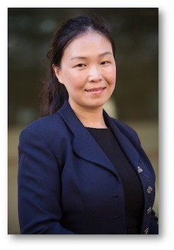 IITI Chair Dandan Zou