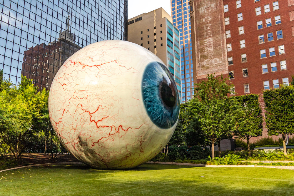 """Investors advise companies looking for investment to keep their """"eye on the ball"""" when submitting proposals. Insert  groan  here."""