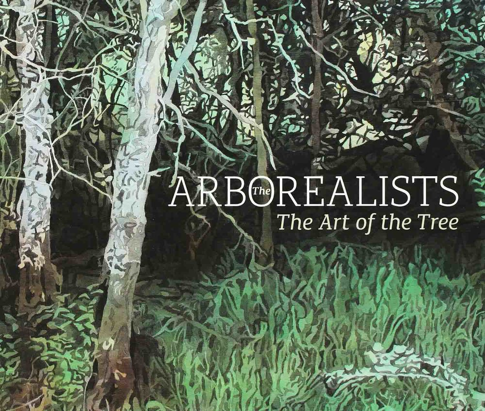 The Arborealists: The Art of the Tree (Book)  ISBN 978-1-908326-86-7