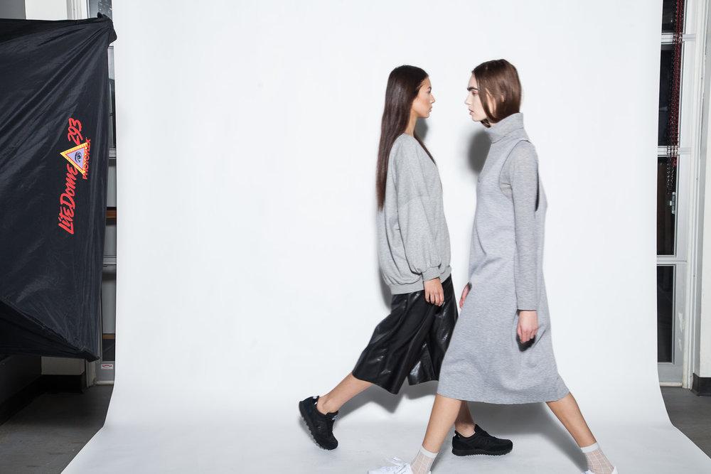 velvet kimono x nor. - A collaboration with Winnipeg's fashion retailer Velvet Kimono