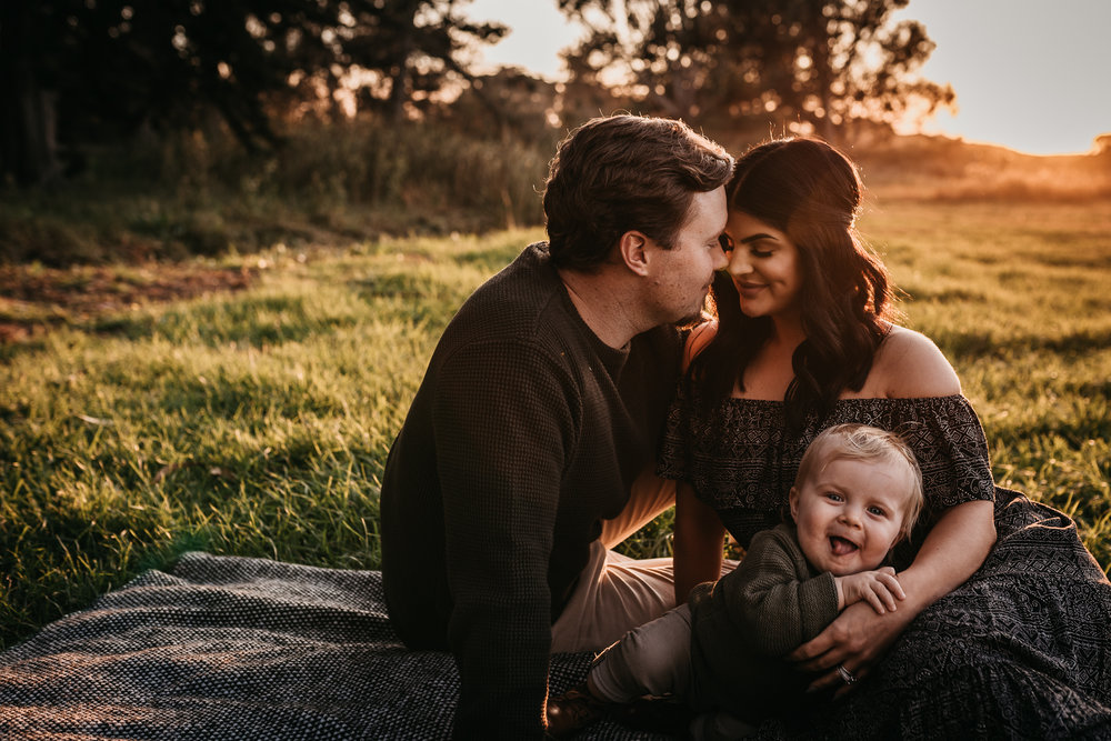 Pismo Beach Family Photography
