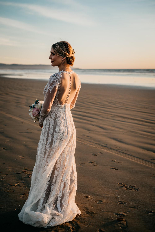 Pismo Beach wedding photographer