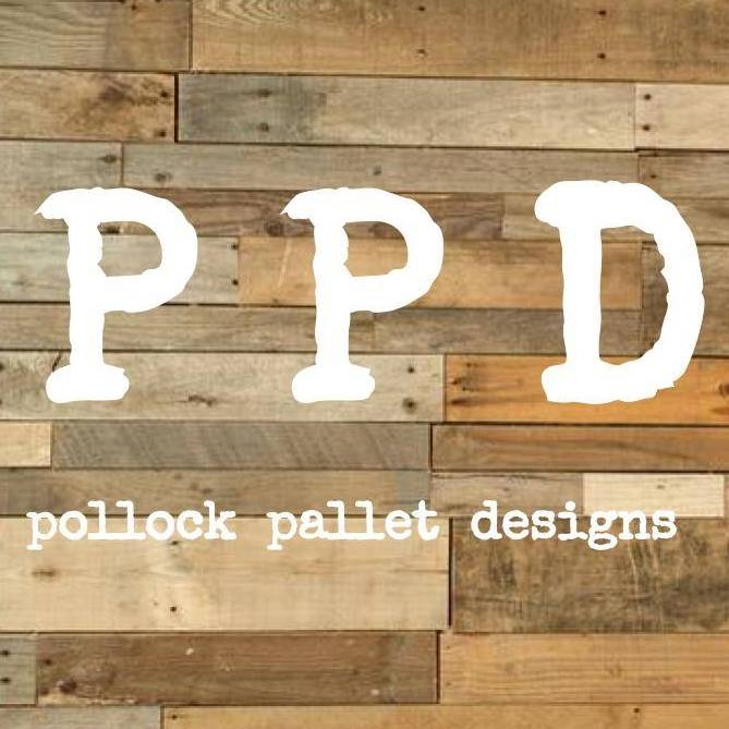Pollock Pallet Designs