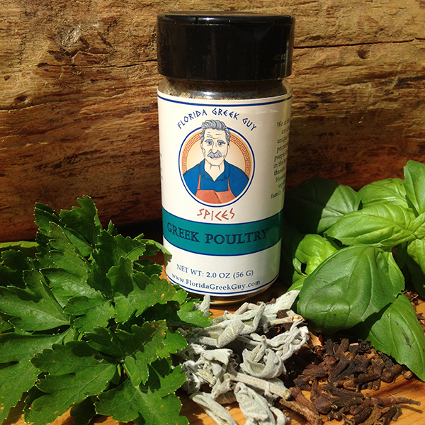 Florida Greek Guy Spices
