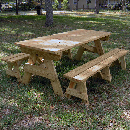 Handcrafted Outdoor Furniture - Made In St Augustine