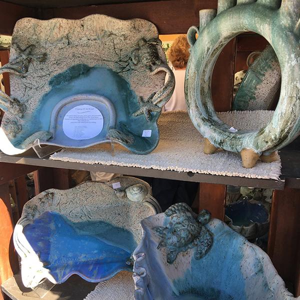 Douglas Pottery