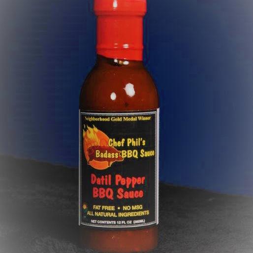Chef Phil's BBQ Sauce