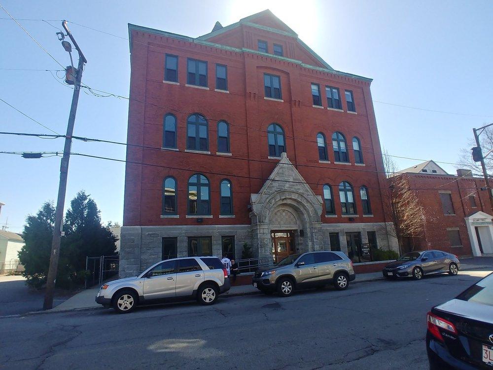"CBA's ""Acre High"" apartments on Merrimack Street"