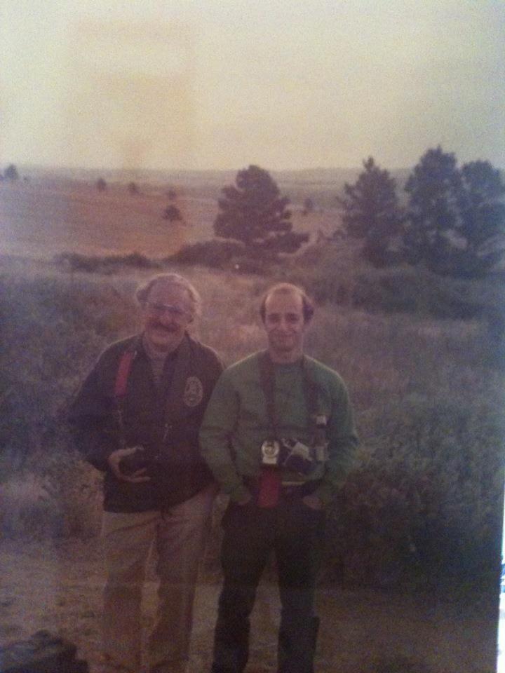Grandpa & Cousin