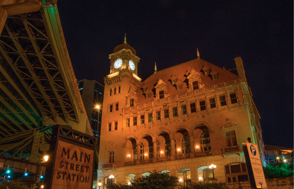 Main Street Station Richmond Virginia