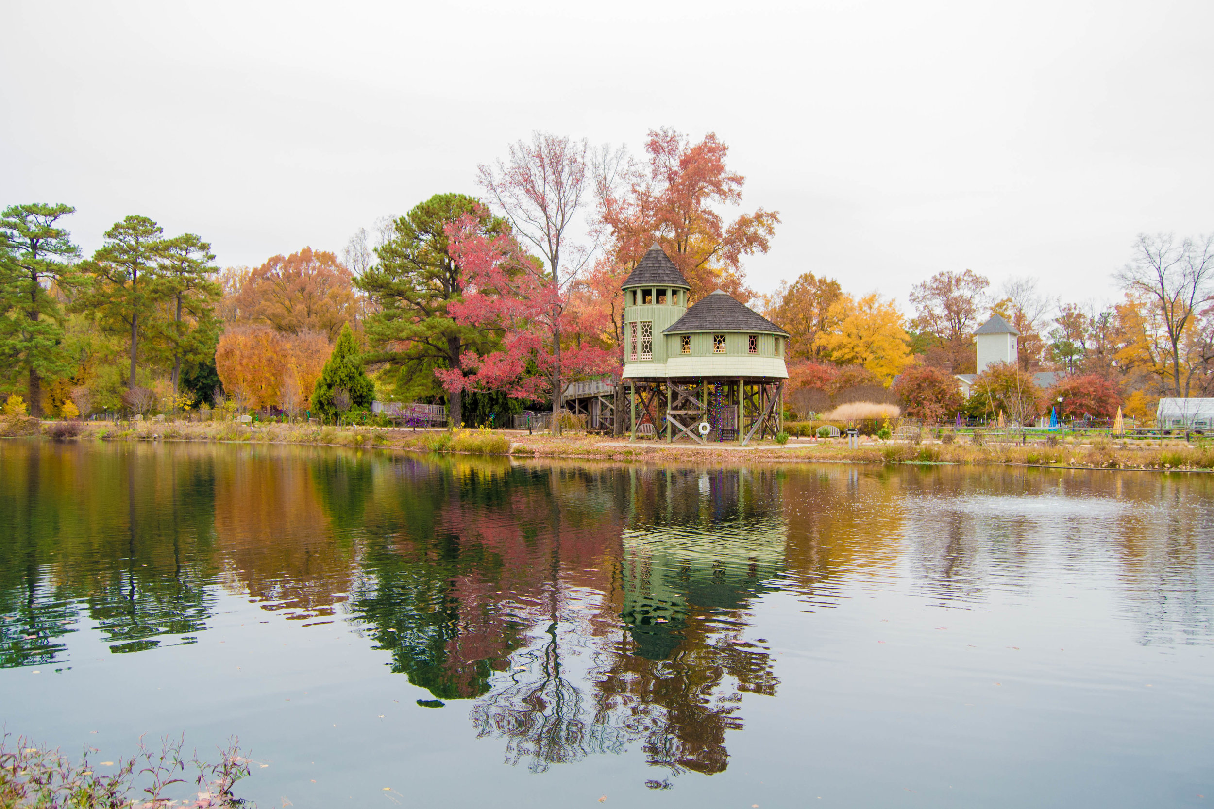 Our Enchanting Visit to the Lewis Ginter Botanical Garden - Our ...