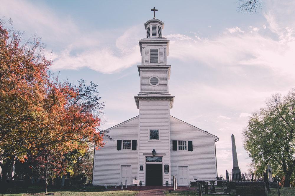 St. John's Church Richmond Virginia