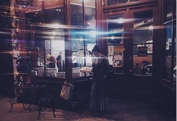 Stoplight Gelato Cafe Richmond Virginia