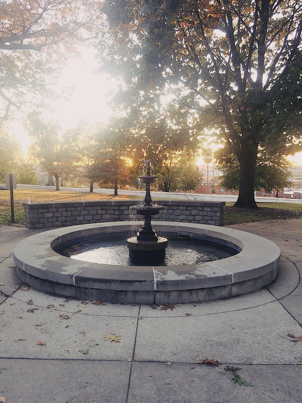 Libby Hill Park Richmond Virginia
