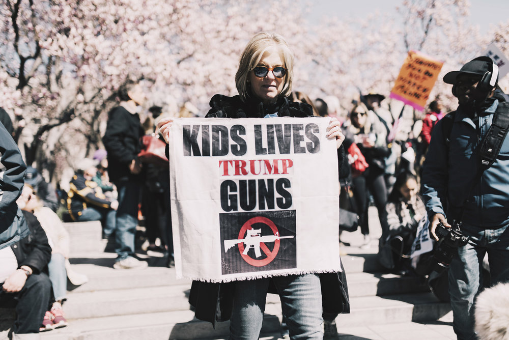 March For Our Lives Washington DC