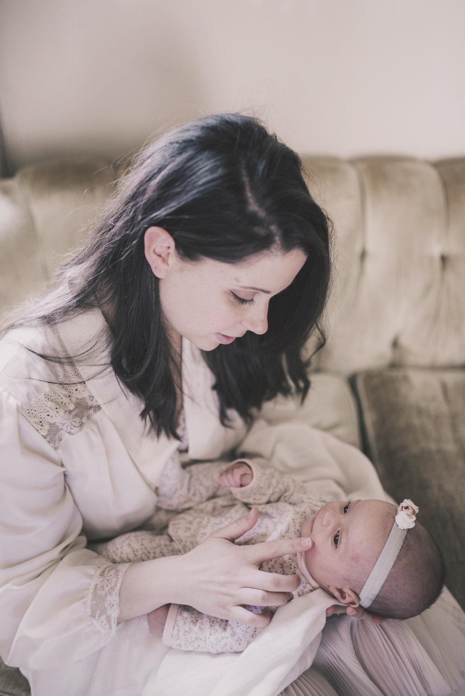 Richmond VA Photographer  Newborn Photography